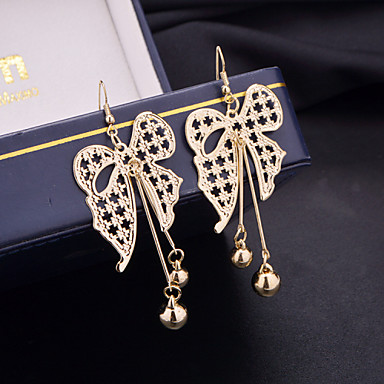 Dames Druppel oorbellen Legering Sieraden Bruiloft Feest Dagelijks Causaal Kostuum juwelen