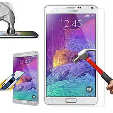Protetor de Tela Samsung Galaxy para Note 3 Vidro Temperado Protetor de Tela Frontal Anti Impressão Digital
