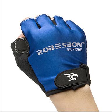 WEST BIKING® Γάντια για Δραστηριότητες/ Αθλήματα Γάντια ποδηλασίας Γρήγορο Στέγνωμα Φοριέται Αναπνέει Ανθεκτικό στη φθορά Αντιολισθητική