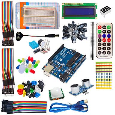 Arduino UNO r3 1602lcd для ванной Arduino