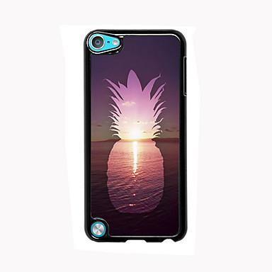 ανανά στη θάλασσα από αλουμίνιο υψηλής ποιότητας θήκη για το iPod touch 5