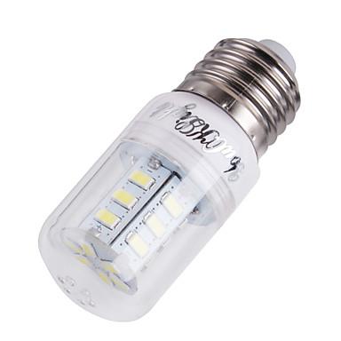 YouOKLight 400 lm E14 E26/E27 LED Λάμπες Καλαμπόκι T 24 leds SMD 5730 Διακοσμητικό Θερμό Λευκό Ψυχρό Λευκό AC 110-130V AC 220-240V