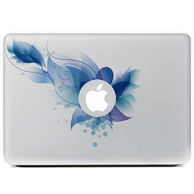 1개 용 스크래치 방지 꽃장식 패턴 MacBook Air 13''