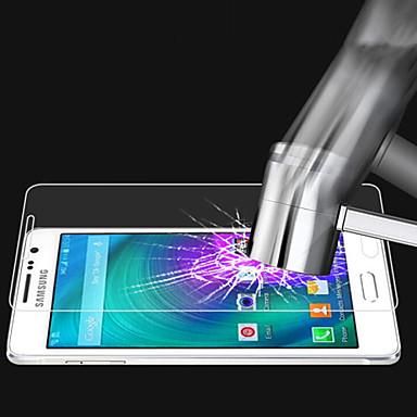 Προστατευτικό οθόνης Samsung Galaxy για A5 Σκληρυμένο Γυαλί Προστατευτικό μπροστινής οθόνης Υψηλή Ανάλυση (HD)