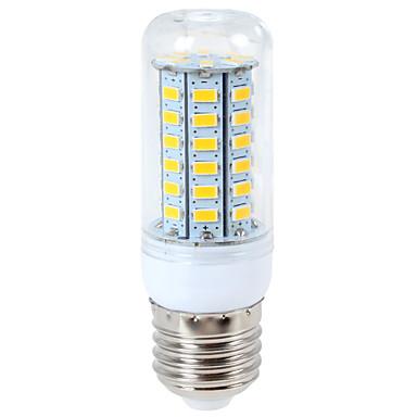 ywxlight® 1200 lm e14 g9 e26 / e27 lumini de porumb condus 56led 5730smd alb cald rece alb condus bec bec ac 110-130v ac 220-240v