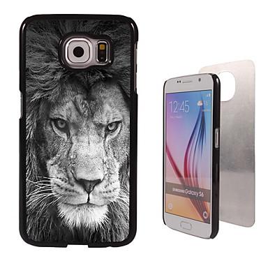 Για Samsung Galaxy Θήκη Θήκες Καλύμματα Με σχέδια Πίσω Κάλυμμα tok Ζώο PC για Samsung S6