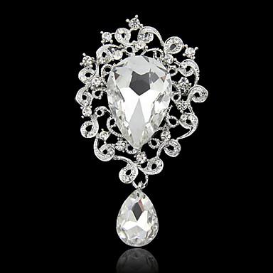 Γυναικεία Κράμα Μοντέρνα Κοσμήματα Γάμου Πάρτι Κοστούμια Κοσμήματα