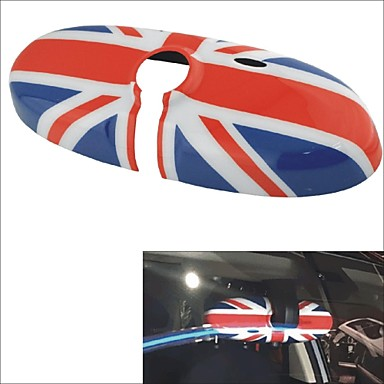 ABS υλικό UV προστατεύονται εσωτερικό κάλυμμα καθρέπτη για MINI Cooper Countryman