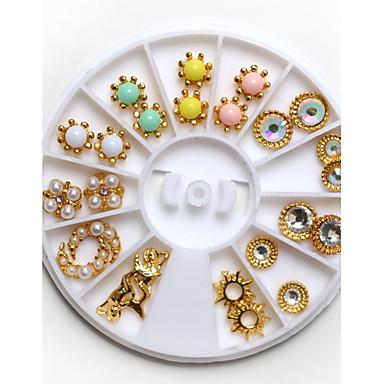 1pcs - 6cm - Lovely / Πανκ - Κοσμήματα Νυχιών - για Δάχτυλο - από Μέταλλο