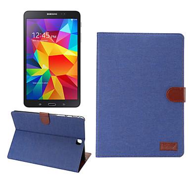 tok Για Tab S 10.5 Samsung Galaxy Καρτέλα Α 9.7 Tab S2 9.7 Samsung Galaxy Θήκη Θήκη καρτών Πορτοφόλι με βάση στήριξης Ανοιγόμενη Πλήρης
