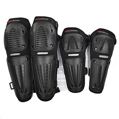voordelige Beschermende uitrusting-pro-biker motorsport racen elleboog / kniebeschermers bewakers set