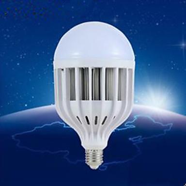 180 lm E26/E27 LED Λάμπες Σφαίρα A60(A19) 48 leds SMD 5730 Διακοσμητικό Θερμό Λευκό Φυσικό Λευκό AC 220-240V