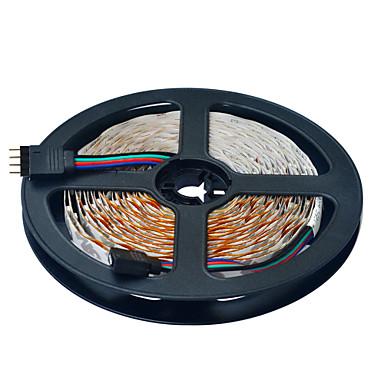 5m Bandes Lumineuses LED Flexibles 300 LED 3528 SMD RVB Découpable / Connectible 12 V