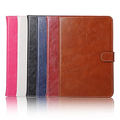 7.9 inch effen kleur patroon van hoge kwaliteit pu lederen case voor de iPad mini 4