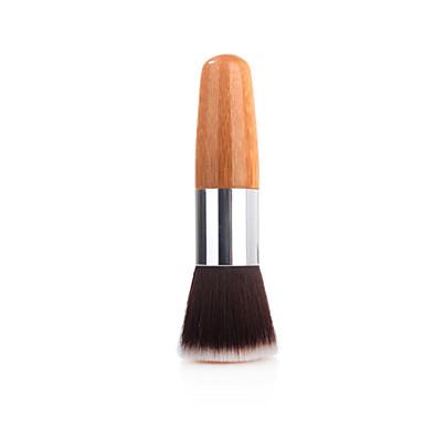 1 Blushkwast / Concealerkwast / Poederkwast / Contour Brush Synthetisch haar Professioneel / Milieuvriendelijk / Draagbaar Hout Gezicht