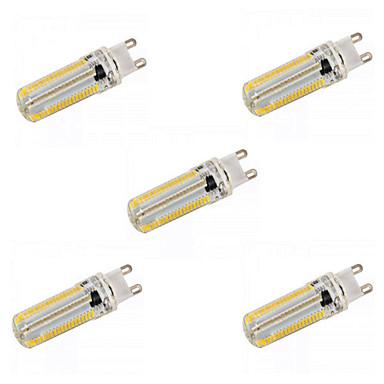 economico Lampadine LED-YWXLIGHT® 5 pezzi 12 W LED a pannocchia 1200 lm E14 G9 G4 T 152 Perline LED SMD 3014 Oscurabile Bianco caldo Bianco 220-240 V 110-130 V / RoHs