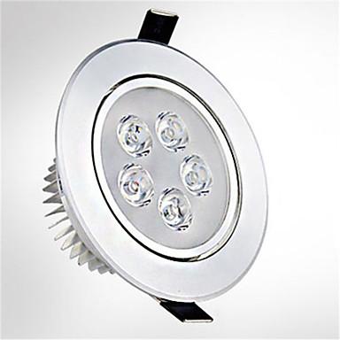 1pc οδηγημένα φώτα 5 μεγάλης ισχύος οδήγησε 550lm ζεστό / κρύο λευκό ac85-265v