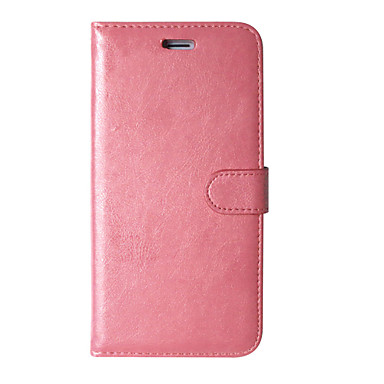 pu δέρμα + TPU κάλυψη πίσω το πορτοφόλι περίπτωση περίπτωση κτυπήματος κορνίζα φωτογραφία στο εξώφυλλο για το iphone 6 συν / 6s συν
