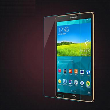 hoge transparantie lcd kristalheldere screen protector met een reinigingsdoekje voor de Samsung Galaxy Tab 8.0 s2 T710 T715 tablet