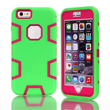 Capinha Para iPhone 6s Plus iPhone 6 Plus Apple iPhone 6 Plus Capa Proteção Completa Macia Silicone para