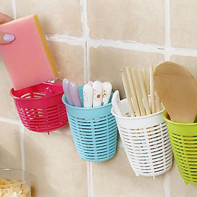 Willekeurige Kleuren - Plastic - Rekken en