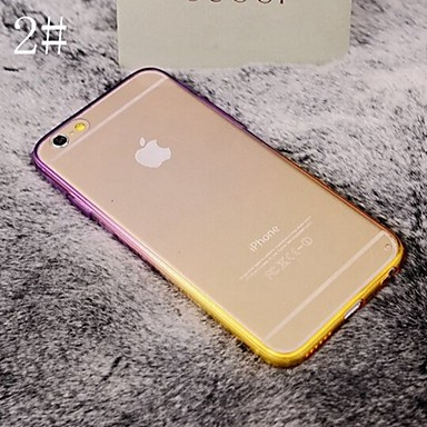 retro Apple 6 8 Tinta iPhone iPhone 7 iPhone iPhone unica Placcato iPhone Per Per 8 Plus 04402223 Plus iPhone 7 Plus 6 Custodia Transparente qw8Rf5W
