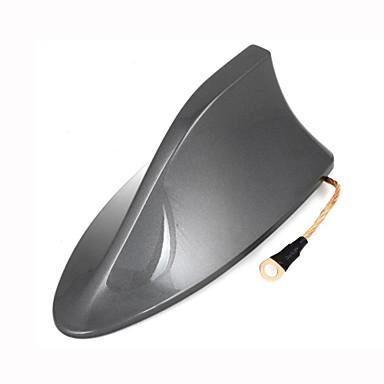 economico Pinne copriantenna-adesivo di plastica progettazione di pinne di squalo tetto base decorativa 16 centimetri antenna a lungo per RAV4 toyota