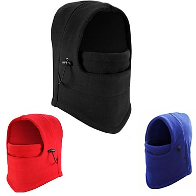 Unisex Face Mask Sjalen Houd Warm Winddicht Anti-Insekten Ademend voor Skiën Kamperen&Wandelen Klimmen Skaten Fietsen / Fietsen Hardlopen