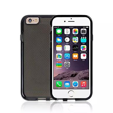 ieftine Carcase iPhone-Maska Pentru iPhone 6s Plus / iPhone 6 Plus / iPhone 6s iPhone 6s Plus / iPhone 6s / iPhone 6 Plus Anti Șoc Capac Spate armură Moale TPU