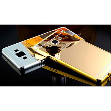 Voor Samsung Galaxy hoesje Beplating / Spiegel hoesje Achterkantje hoesje Effen kleur PC Samsung A8 / A7 / A5