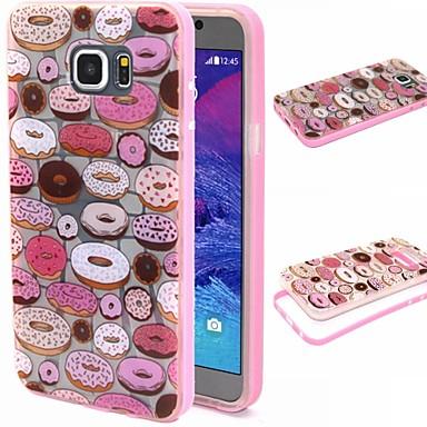 Para Samsung Galaxy Note Antichoque / Estampada Capinha Capa Traseira Capinha Desenho TPU Samsung Note 5