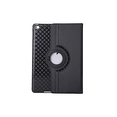 360 rotatie TPU lederen case Smart Cover ipad Mini3 flip gevallen met standaard functie voor iPad mini 3/2/1 (assorti kleur)