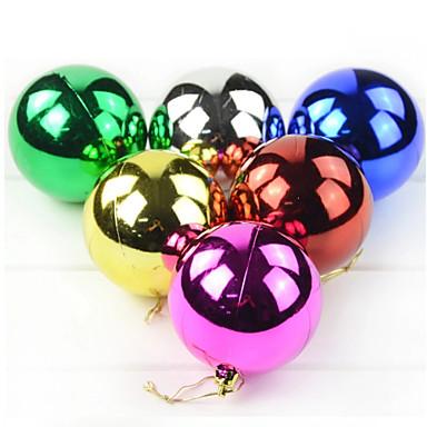 Willekeurige Kleuren - Kerstmis - Koolstofvezel - Decoratiefruit -