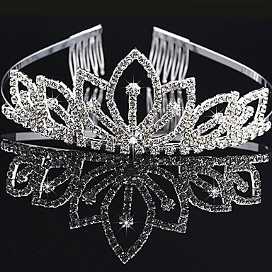 Mulheres Elegante & Luxuoso Liga Coroa