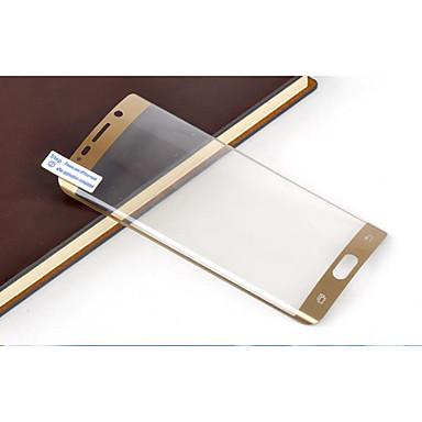 Protetor de Tela Samsung Galaxy para S6 edge plus PET Protetor de Tela Frontal Anti Impressão Digital