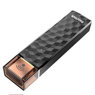 SanDisk verbinding draadloos stok 32gb, draadloze flash drive voor smartphones, tablets en computers