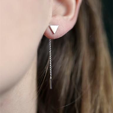 Femme Glands Boucles d'oreille goutte - Européen, Style Simple Or / Argent Pour Quotidien / Décontracté
