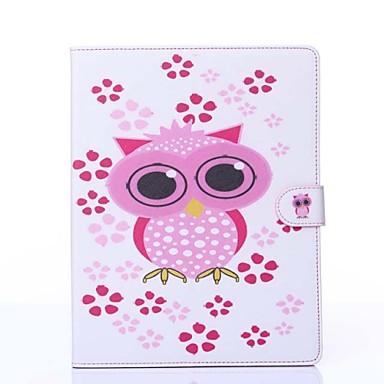 Capinha Para iPad 4/3/2 Com Suporte Capa Proteção Completa Côr Sólida PU Leather para iPad 4/3/2