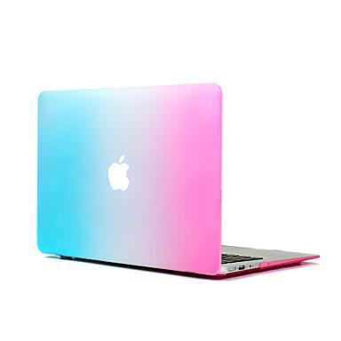 Capa para MacBook para Cores Gradiente ABS MacBook Pro 15 Polegadas MacBook Pro 13 Polegadas