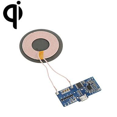Draadloze oplader Telefoon USB-oplader Universeel Qi Niet ondersteund 1.0A