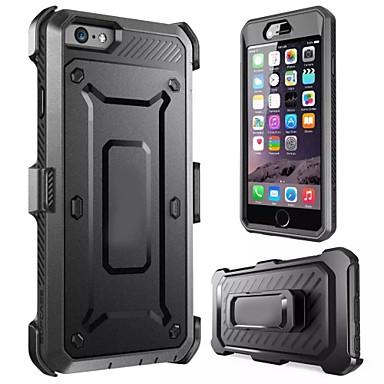Capinha Para iPhone 6s Plus / iPhone 6 Plus / Apple iPhone 6 Plus Capa Proteção Completa Macia TPU para