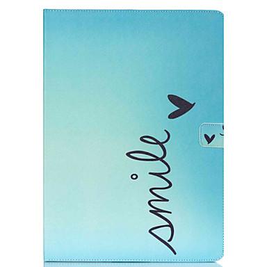 speciale ontwerp nieuwigheid folio geval pu leer gekleurde tekening of patroon holster voor iPad pro