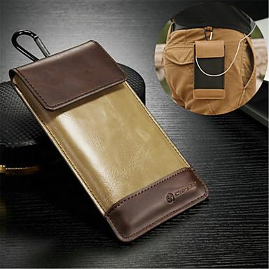 Capinha Para Outro Sony Capinha Sony Carteira Bolsa Côr Sólida Macia couro legítimo para Sony Other