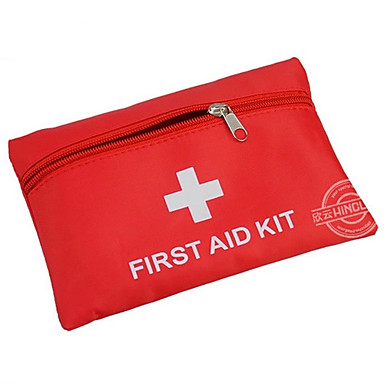 billige Førstehjælp på rejsen-Pilleboks/etui til rejsebrug Vandtæt Bærbar for Rejsenødhjælp Opbevaring under rejser