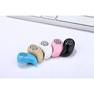 in-ear fone de ouvido fone de ouvido fone de ouvido Bluetooth com microfone para iphone 6/6 acrescido tablet laptop samsung