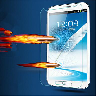 explosieveilige premium gehard glas filmdoek beschermkap 0,3 mm gehard membraan boog voor Galaxy s4