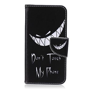 Para Samsung Galaxy S7 Edge Case Tampa Carteira Porta-Cartão Com Suporte Flip Corpo Inteiro Capinha Preto e Branco Couro Ecológico para