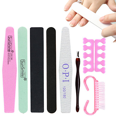Nail Art Manikűr Tool Kit 8