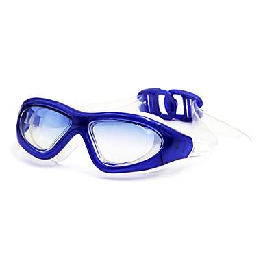 Zwembrillen Anti-condens silica Gel PC Wit Rood Zwart Blauw Paars Bruin