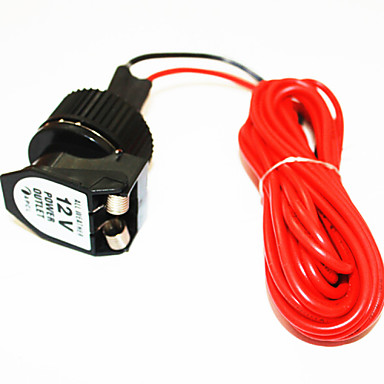 iztoss auto motor boot sigarettenaansteker stopcontact waterdichte 12v 120w